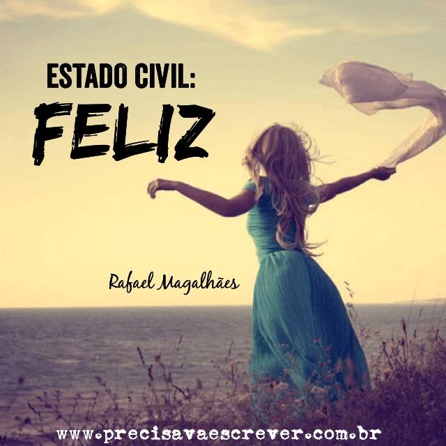 Estado civil: feliz