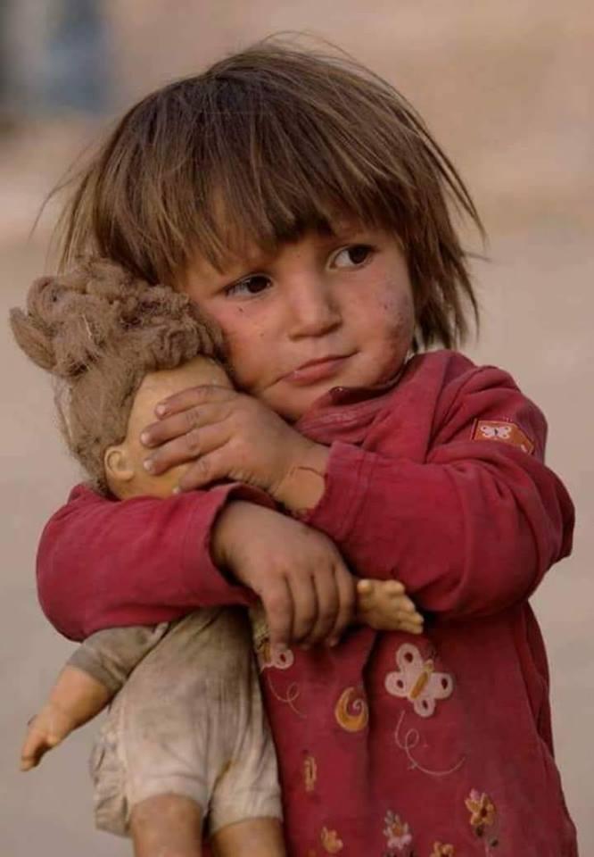 Carta para a garotinha da Síria